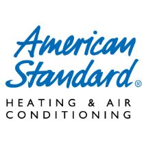 American Standard Heating and Air Conditioning Badge