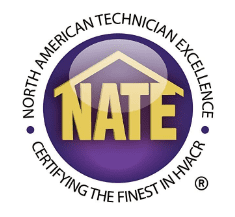 North American Technician Excellence Badge